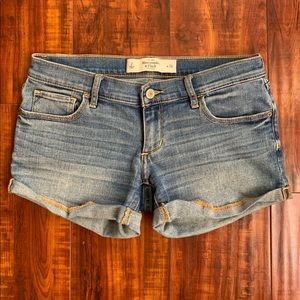 Abercrombie & Fitch Mini Shorts